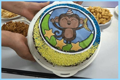 CodeMonkey's First Birthday