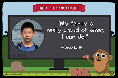 meet the game builder