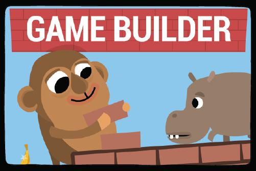 game builder sprites