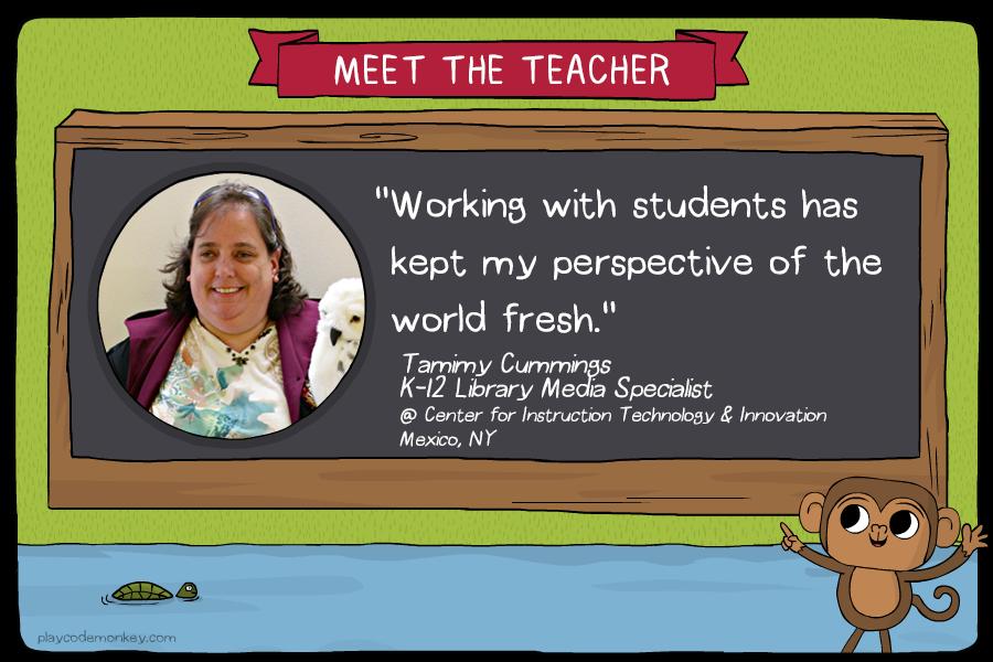 meet the teacher tammy cummings
