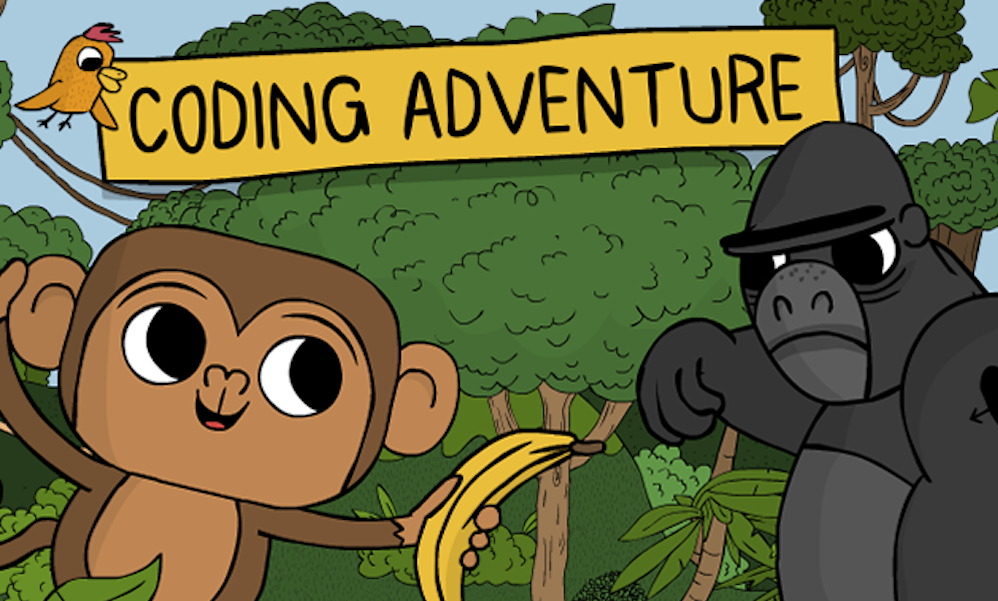 coding adventure non branded course thumbnail