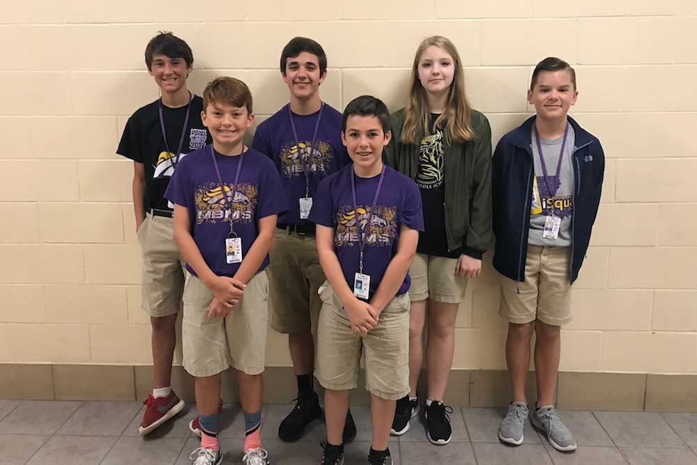 MBMS Coders, 8th place