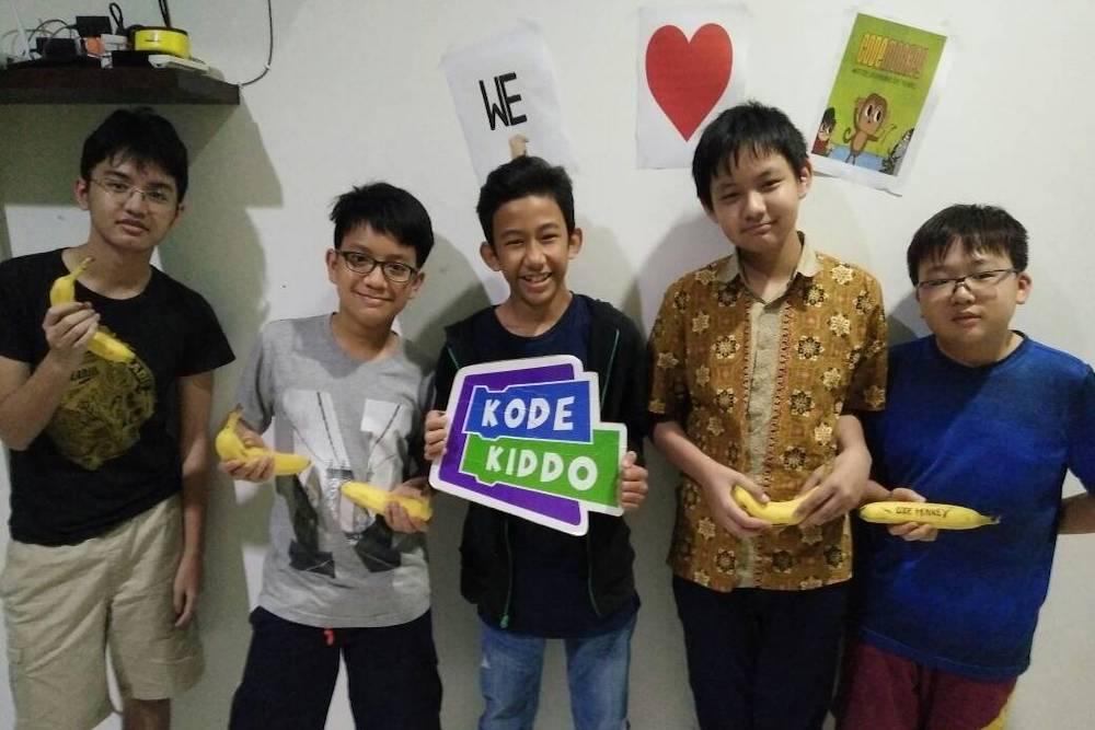 KodeKiddo SMP Team, 7th Place