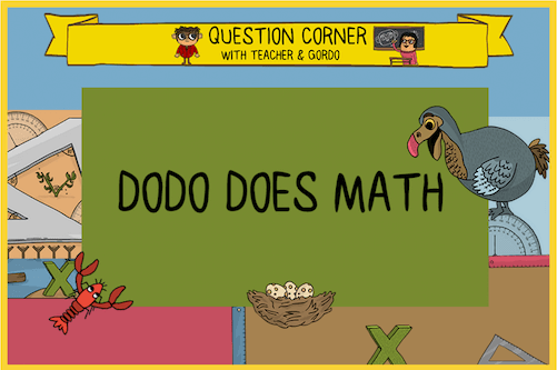 dodo does math