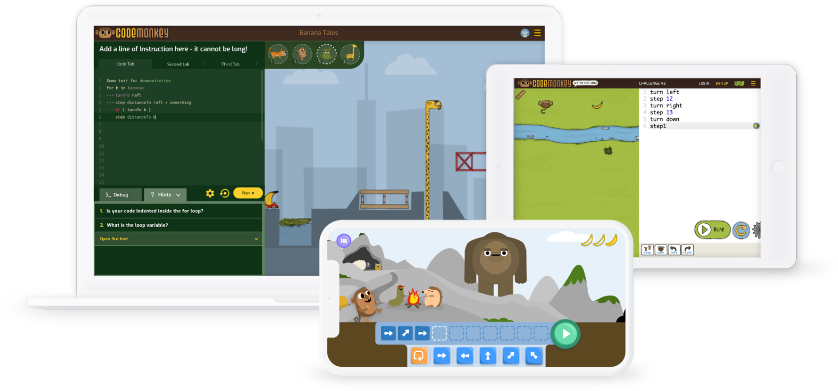 Coding for Kids | Game-Based Programming | CodeMonkey