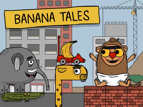 banana tales python course