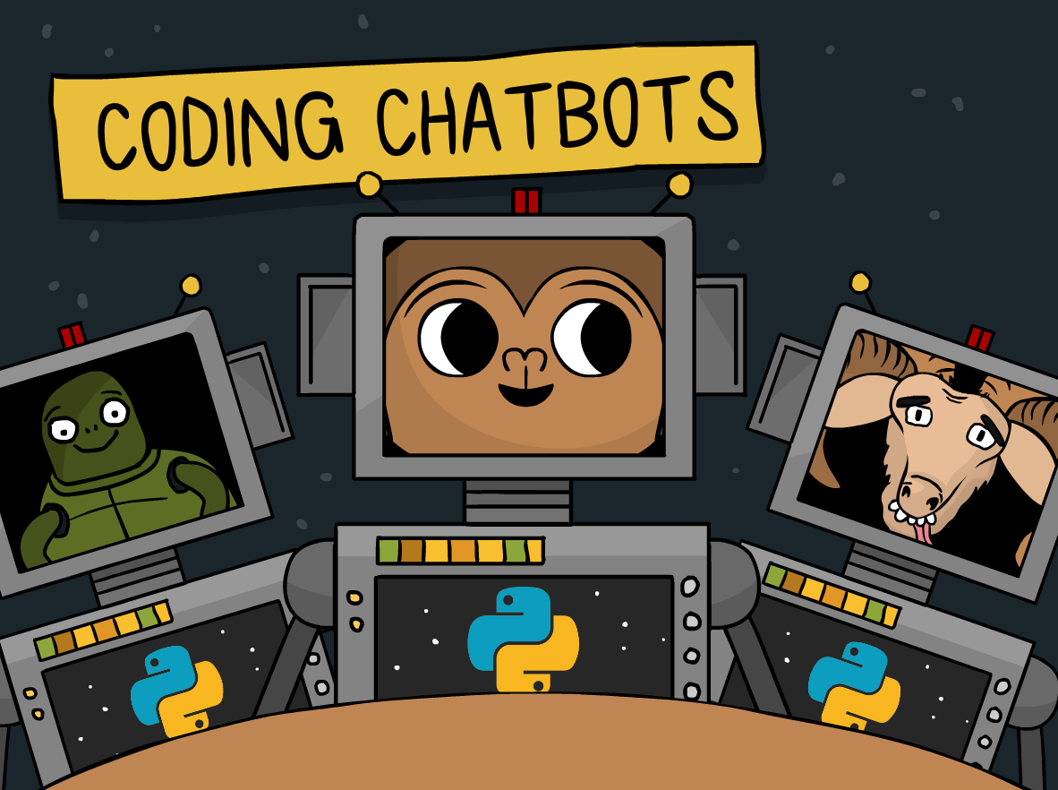 Python & Chatbot course for 6-8 grade