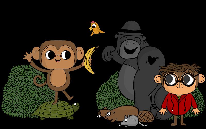 codemonkey characters