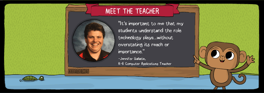 CodeMonkey's Meet the Teacher Blog