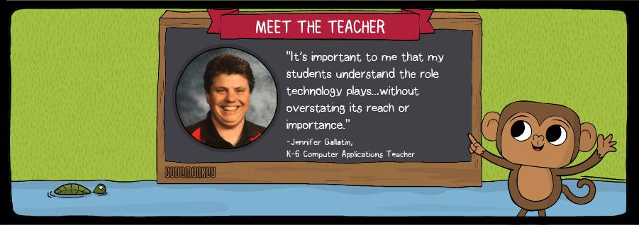 CodeMonkey's Meet the Teacher Blog