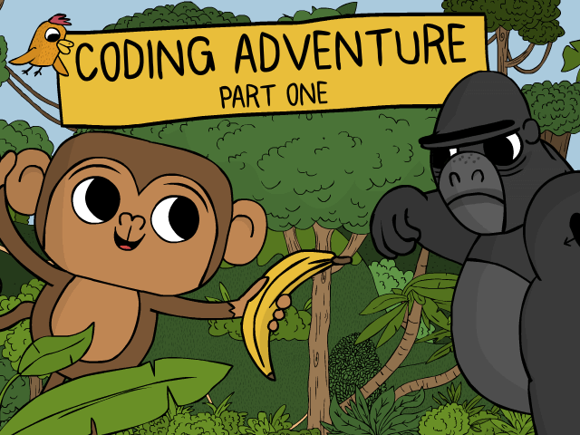 learn to code with codemonkey