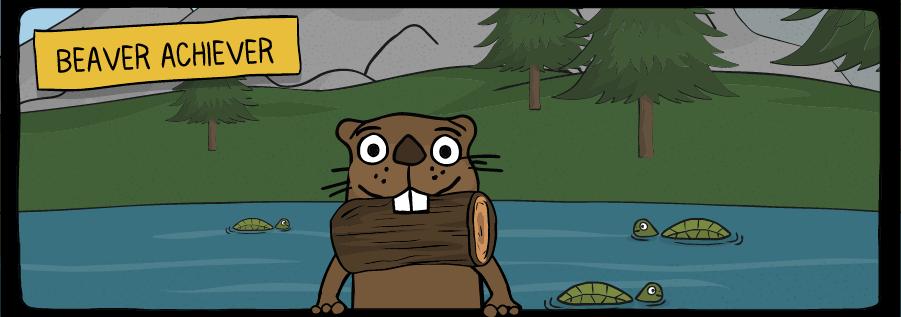 Beaver Achiever blog