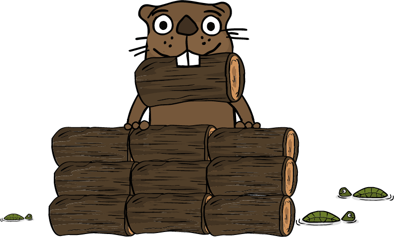 Beaver Achiever - coding blocks for kids
