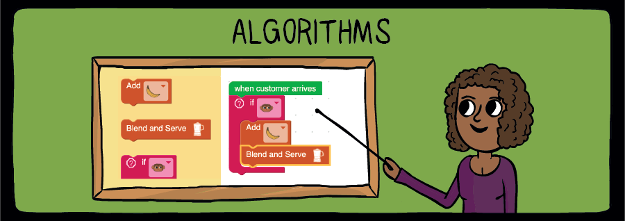 algorithm activities