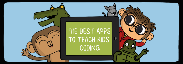 best apps to teach kids coding