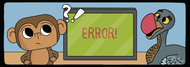 common coding language errors