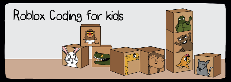 roblox coding for kids