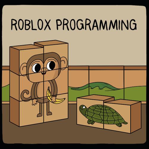 Roblox programming