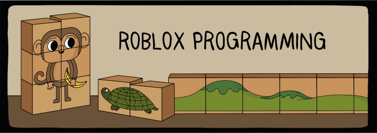 Roblox programming