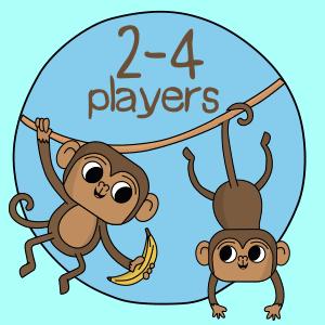 2-4 jugadores