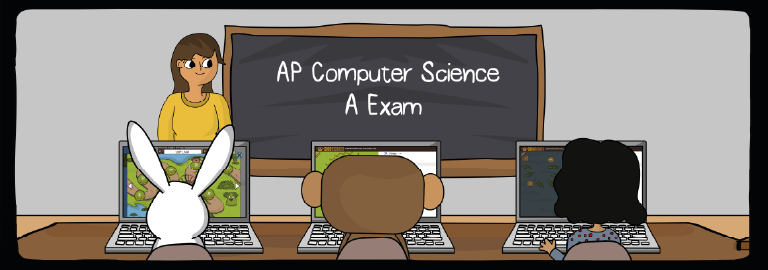 AP computer science A exam
