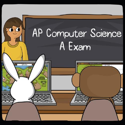 AP computer science A exam