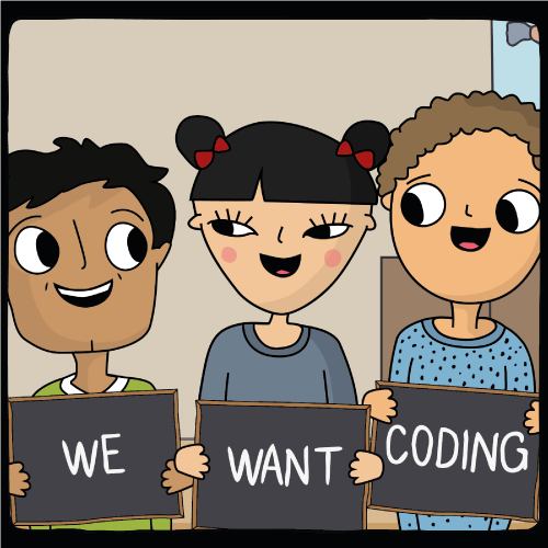 Why it is important to teach your child coding from an early age