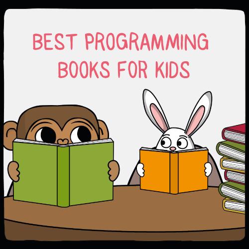 best programming books for kids 2021